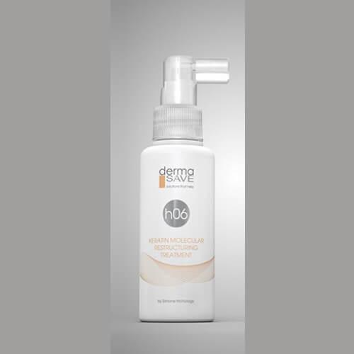 Лосьон для восстановления ослабленных волос с Кератином (100мл)