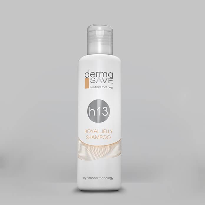 Шампунь c маточным молочком для ослабленных волос (200мл)